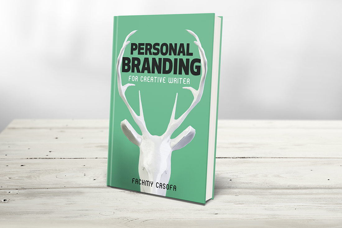 personal branding for creative writer