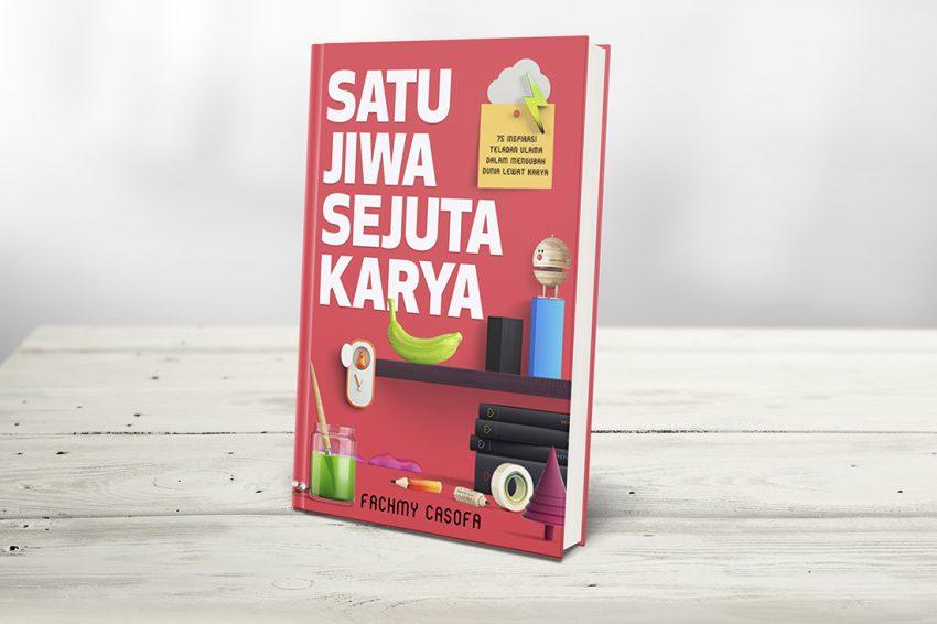Buku satu jiwa sejuta karya fachmy casofa